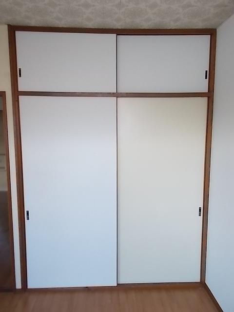 エルディムうえまつ 02020号室の収納