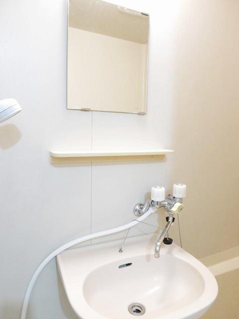 エルディムうえまつ 02020号室の洗面所