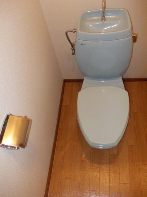 エルディムうえまつ 02020号室のトイレ