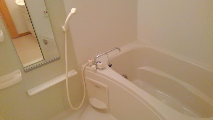 セレニテ 02010号室の風呂