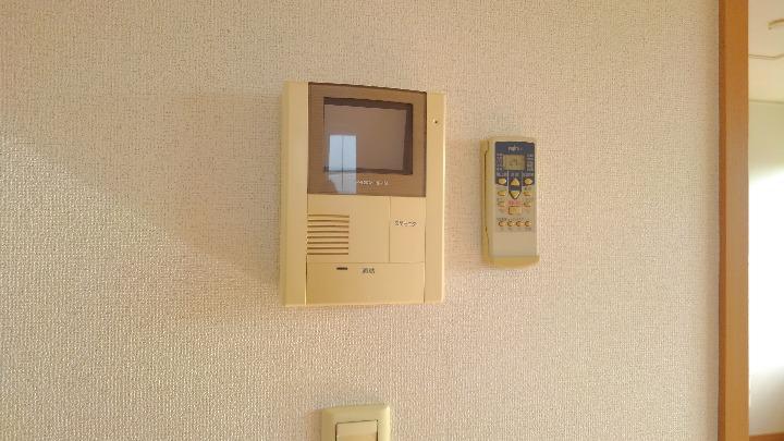 セレニテ 02010号室のセキュリティ
