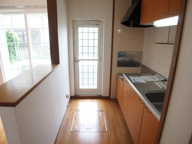 コ-ト・フレグランス 01010号室のキッチン