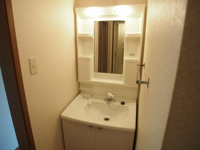コ-ト・フレグランス 01010号室の洗面所