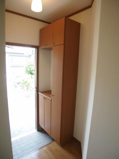 コ-ト・フレグランス 01010号室の玄関