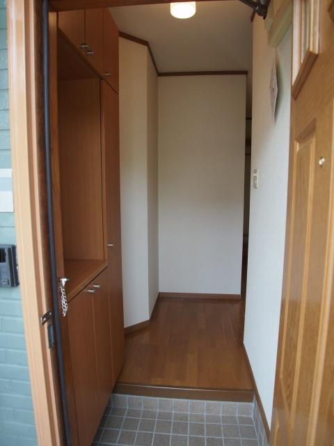 コ-ト・フレグランス 01010号室のエントランス