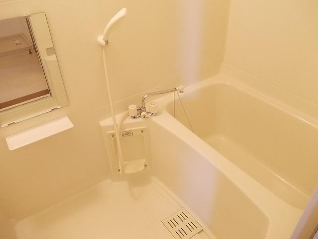 ハイパーク 01010号室の風呂