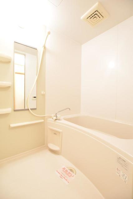 グローリアB 02030号室の風呂
