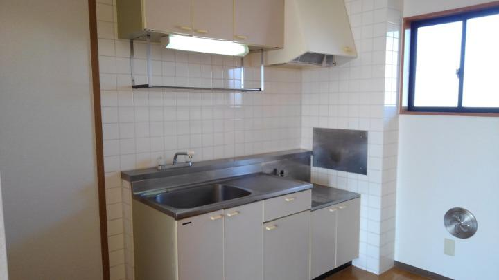 エルみなみ1 02020号室のキッチン