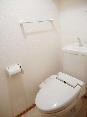 サンリットA 02010号室のトイレ