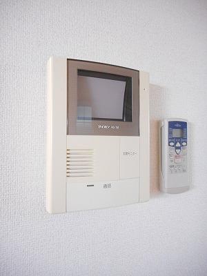 サンリットA 02010号室のセキュリティ