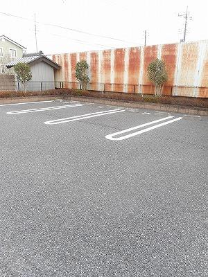 サンリットA 02010号室の駐車場