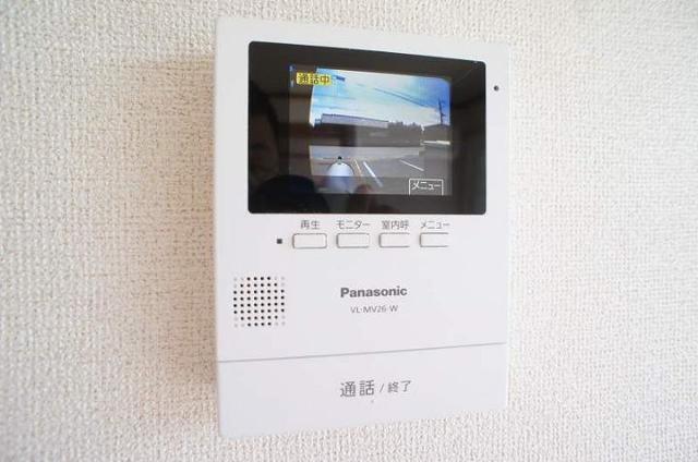 メゾンカネジョウ 01030号室のセキュリティ
