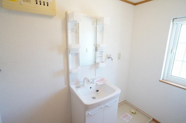 プリマヴェーラ.y 01010号室の洗面所