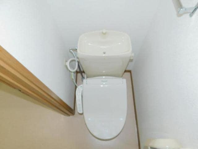 グランルージュ 01030号室のトイレ