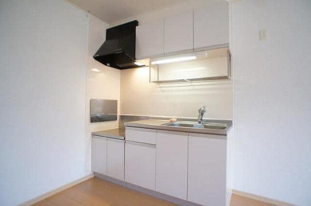サニースパーブ レジデンスA 02040号室のキッチン