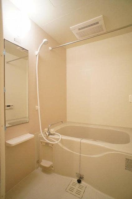 サニースパーブ レジデンスA 02040号室の風呂
