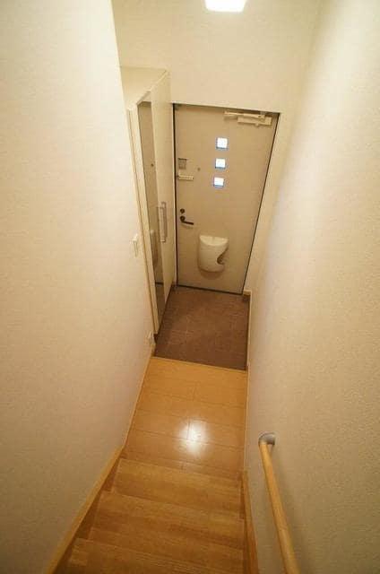 サニースパーブ レジデンスA 02040号室の玄関
