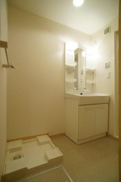 サニースパーブ レジデンスA 02040号室の洗面所