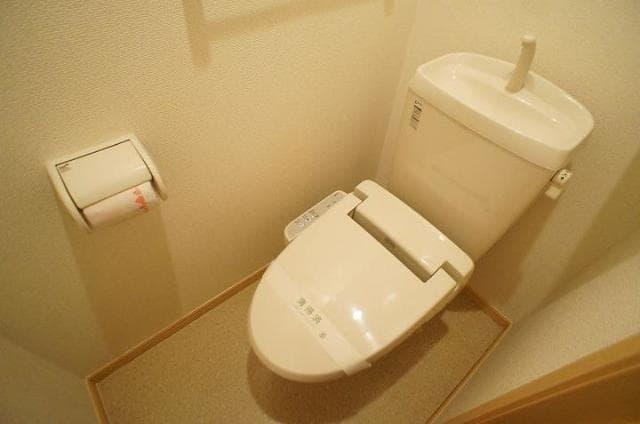 サニースパーブ レジデンスA 02040号室のトイレ