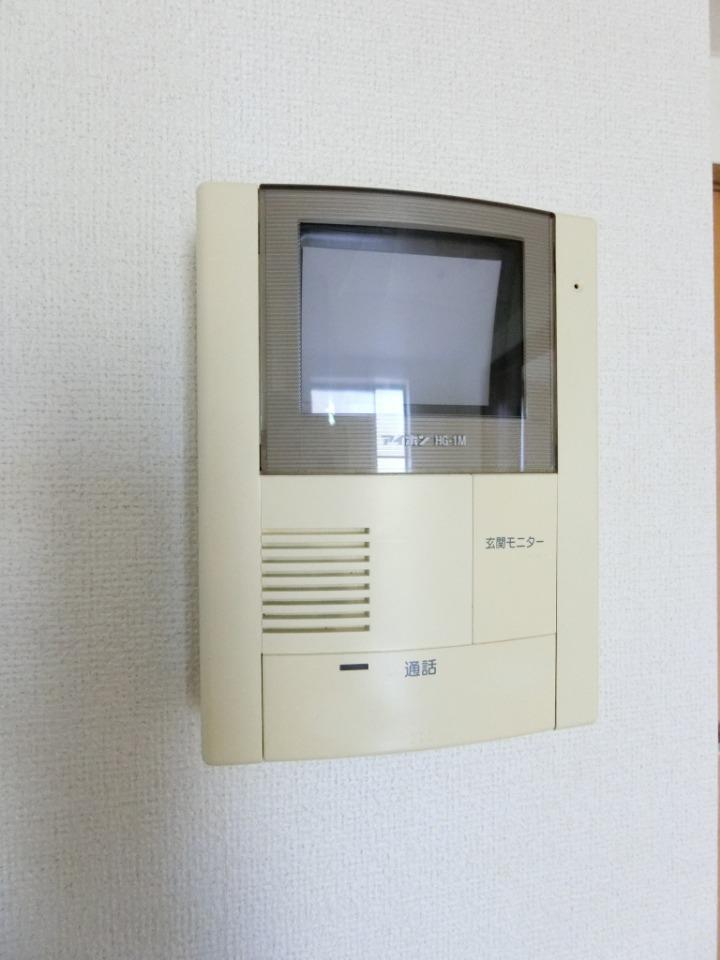 アビタシオン.プランス 01030号室のバルコニー