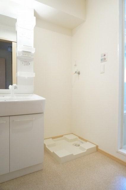 エテルノ ブリ-ズ 01030号室の洗面所