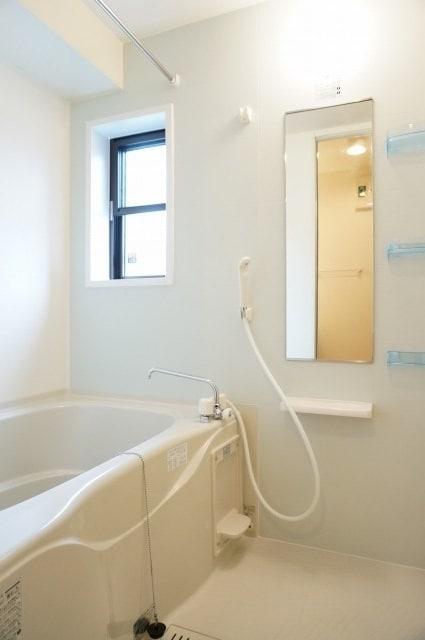 エテルノ ブリ-ズ 01030号室の風呂