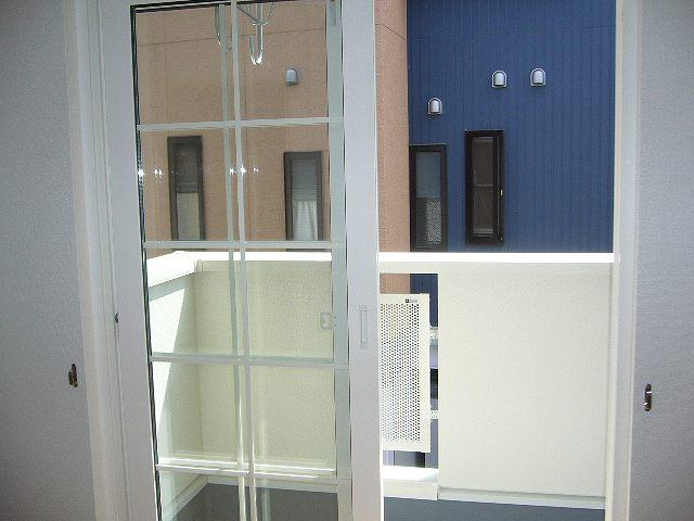 ソレイユ・A 02010号室の景色