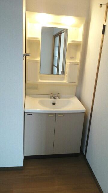 グリーンハイツA 01030号室の洗面所
