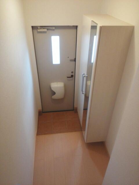 穂積Ⅰ 02020号室の玄関