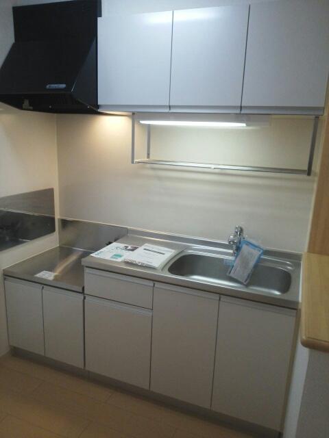穂積Ⅰ 02020号室のキッチン