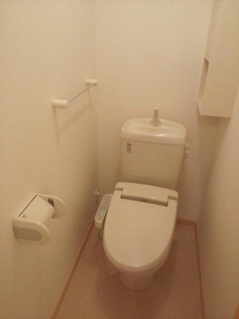 穂積Ⅰ 02020号室のトイレ