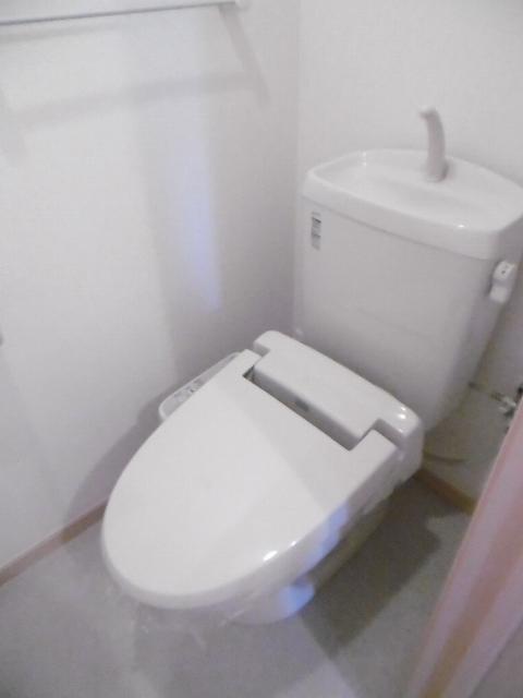 UMEDAガーデンヒルズB 02010号室のトイレ