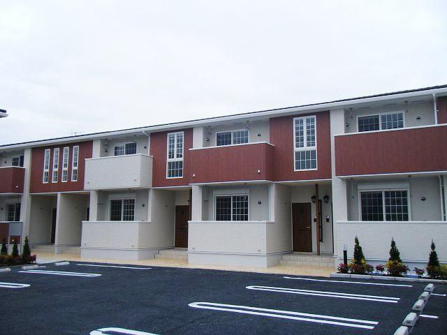 UMEDAガーデンヒルズB 02010号室の駐車場