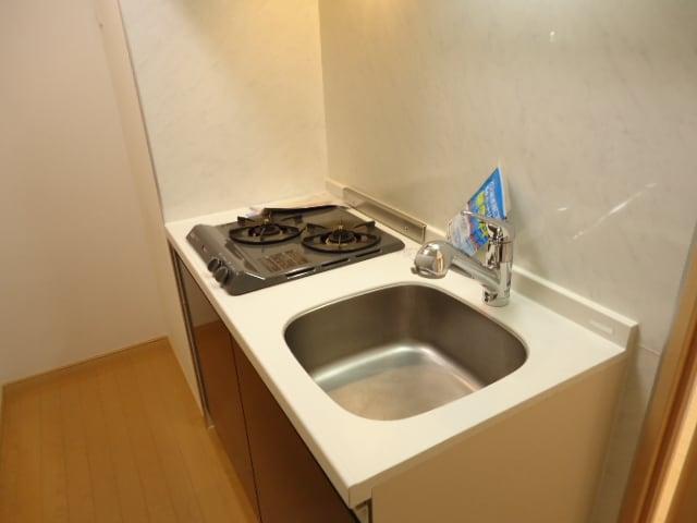 ピアセンティーナ 04030号室のキッチン