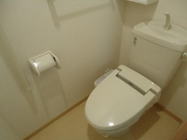 ピアセンティーナ 04030号室のトイレ