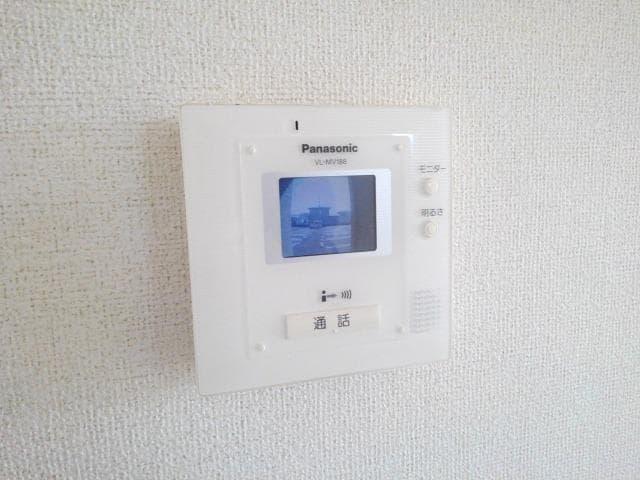 ラッセルルピナス 02010号室のセキュリティ