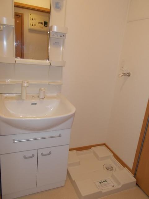 ド・オロ-ル ソ-レⅠ 01020号室の洗面所