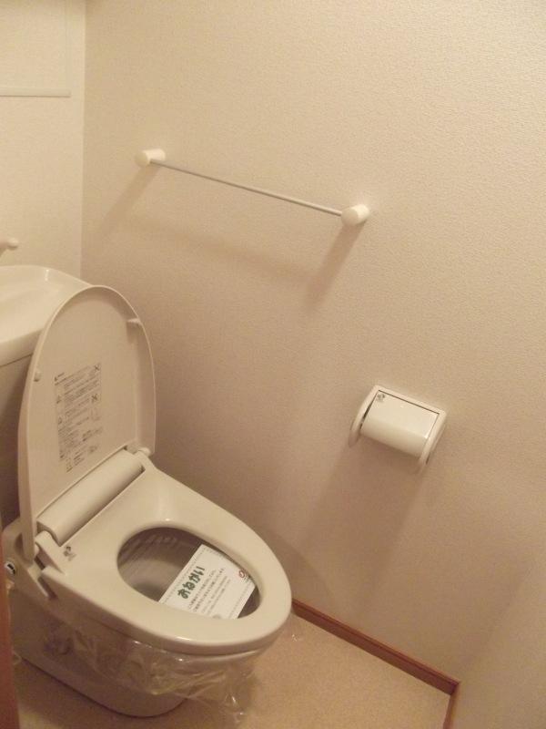 ド・オロ-ル ソ-レⅠ 01020号室のトイレ