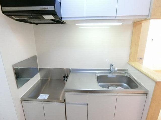 メテオ 01030号室のキッチン