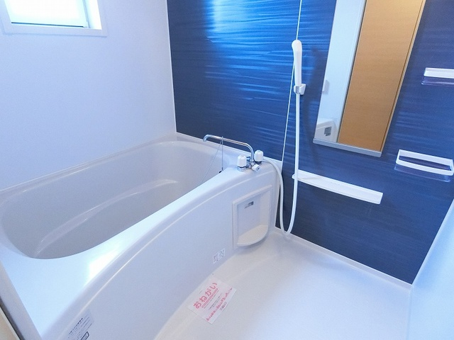 セレーノB 01010号室の風呂