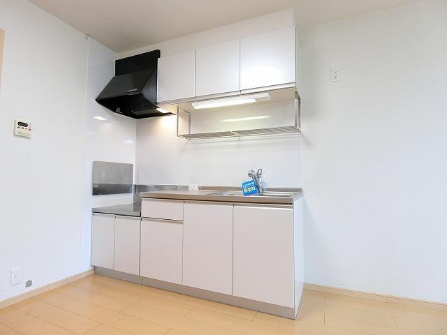 セレーノB 02010号室のキッチン