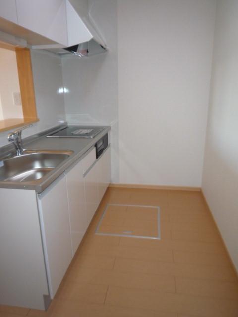 ルミナリエ 01030号室のキッチン