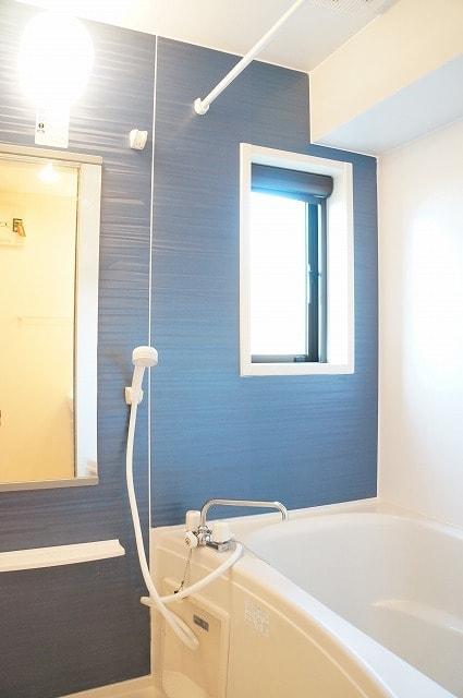 エテルノ ブリ-ズ Ⅱ 01020号室の風呂