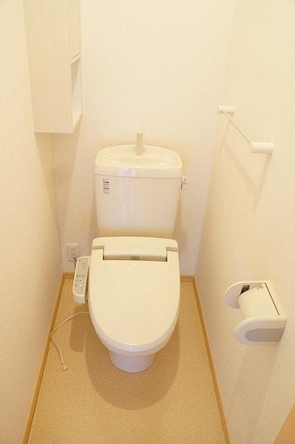 エテルノ ブリ-ズ Ⅱ 01020号室のトイレ