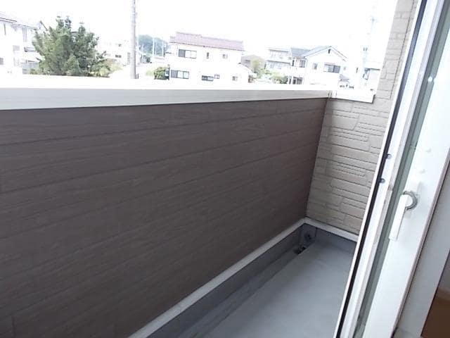 フォルトゥーナ・デーア 02010号室のバルコニー