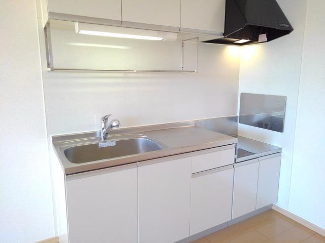 イストワール Ⅰ 02030号室のキッチン