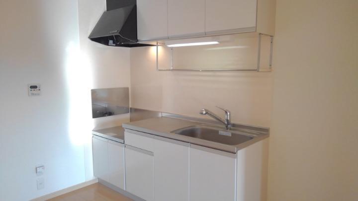パレドール・I 02030号室のキッチン