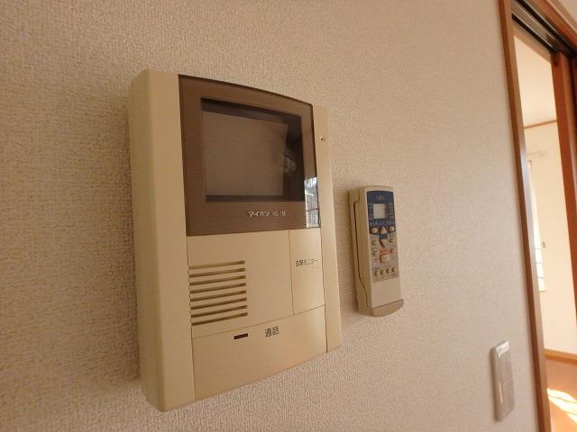 シェーロ・ステラートA 02030号室のセキュリティ