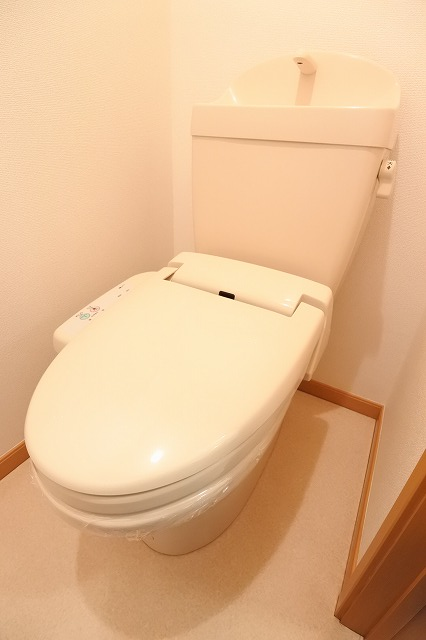 エアリーハウス 01010号室のトイレ