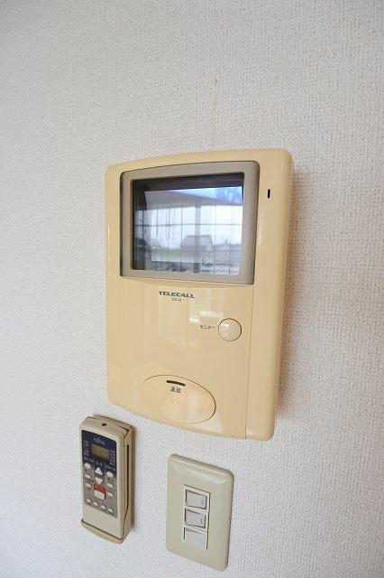 エアリーハウス 01010号室のセキュリティ